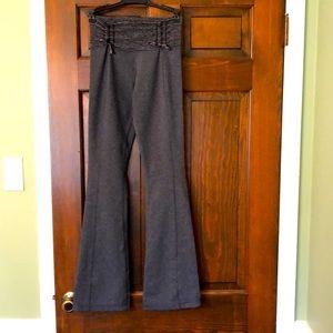 Lululemon Slightly flared workout pants